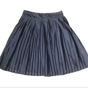 EUC The Limited Striped Skirt